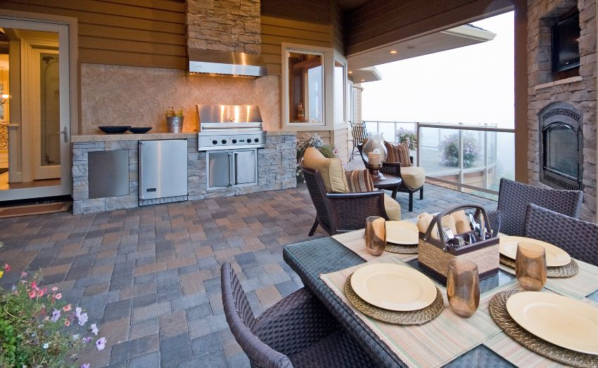 Outdoor Kitchens Backyard Living New Orleans